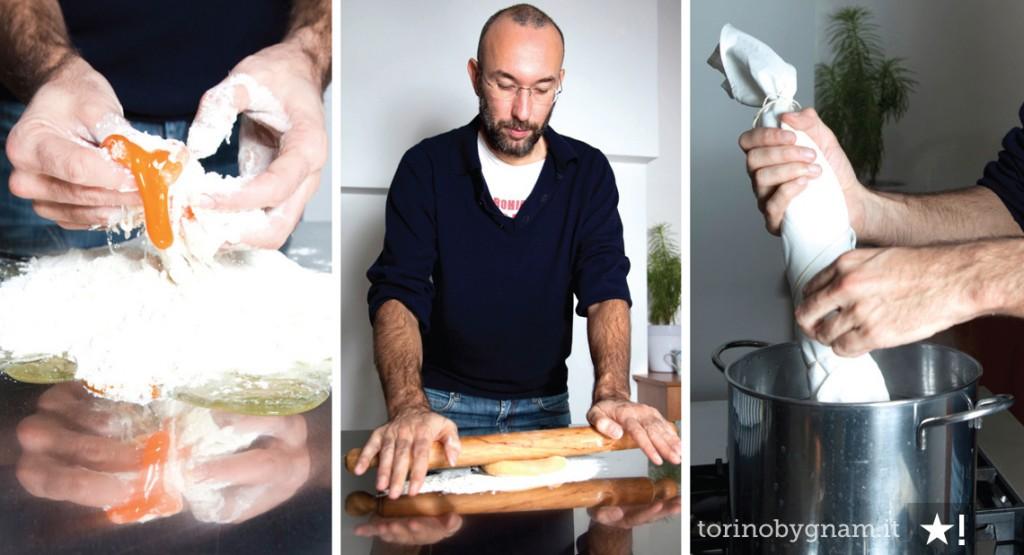 The GNAM's Guest: Andrea Lorenzon e il rotolo di spinaci della nonna