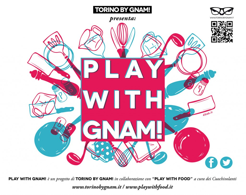 play with gnam! play with food cuochi volanti