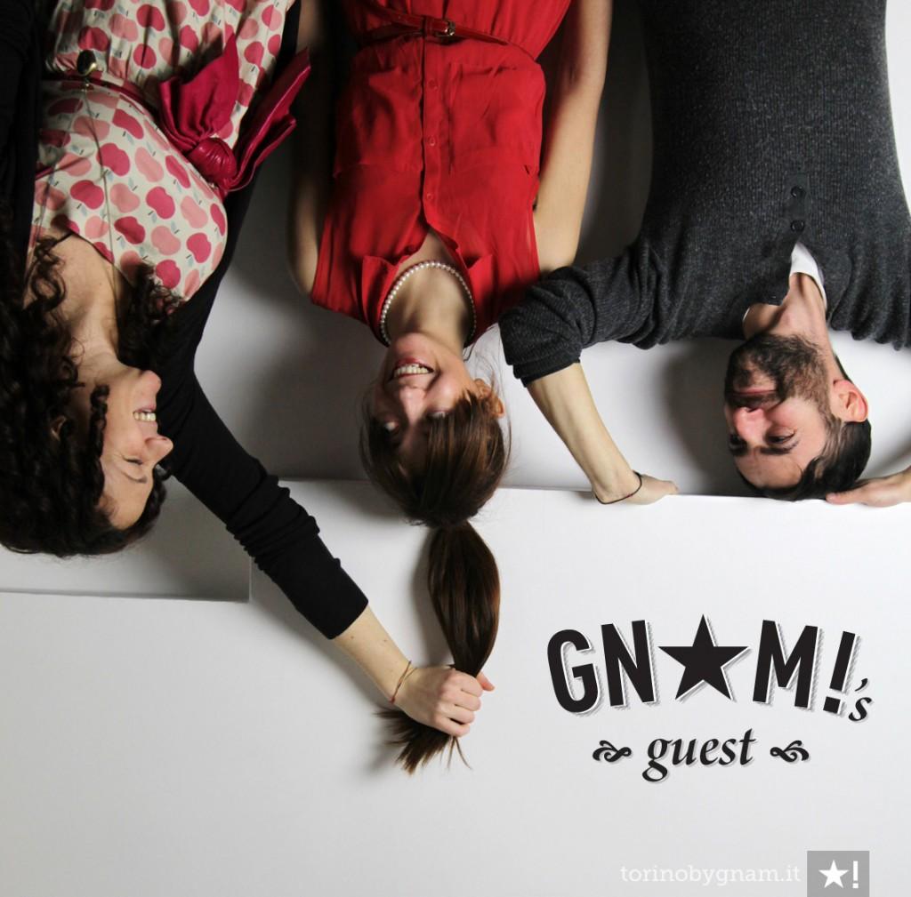 GNAM's Guest - Libellulart - Officina DiSegni