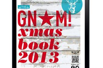 The GNAM! Xmas Book 2013: di cosa non si può fare a meno per Natale