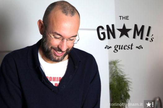 GNAM's Guest: Andrea Lorenzon