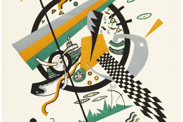 I piccoli mondi di Vassily Kandinsky [Kleine Welten I-XII]