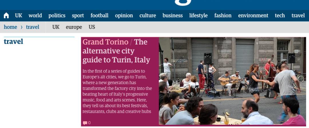 "Una guida ""alternativa"" per Torino by TheGuardian!"
